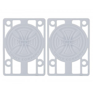Райсери Independent  Riser Pads 1/8 White