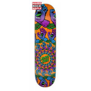 Скейтборд дека Santa Cruz Deck Mandala Hand Price Point 8,125