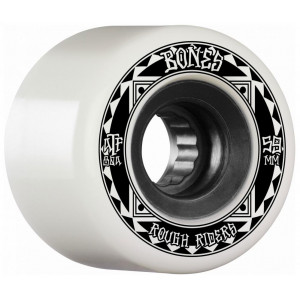 Колеса Bones Wheels ATF Rough Riders Runners  White 59mm