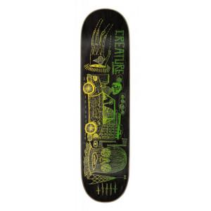 Скейтборд дека Creature Deck Magic Hands SM 8,0 FA21