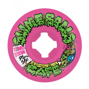 Колеса Slime Balls Wheels Double Take Cafe Vomit Mini 56mm