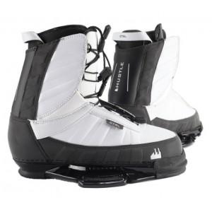 CTRL Hustle Boot White