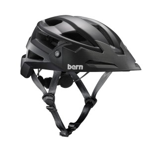 Bern FL-1 Trail Satin Blk