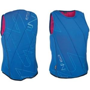 Жилет жен. ION Lunis Vest blue/coral