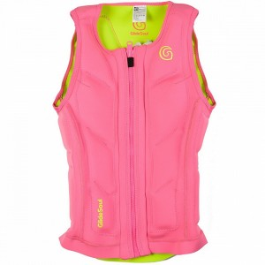 Жилет жен. Glide Soul Vest lemon/pink