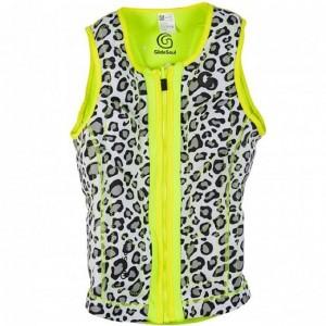 Жилет жен. Glide Soul Vest leopard/lemon