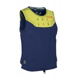 Жилет  ION Collision Vest Amp blue/yellow