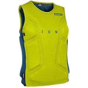 Жилет   ION Collision Vest yellow/marine