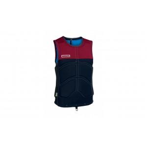 Жилет   ION Collision Vest red melange/black