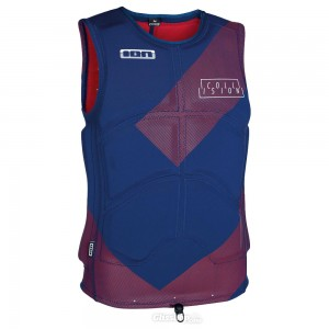 Жилет дет. ION Collision Vest navy blue/red *