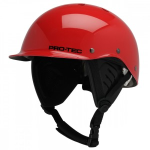 Шлем Pro-tec Two Face gloss red