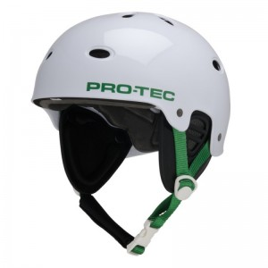 Шлем Pro-tec B2 Wake gloss white
