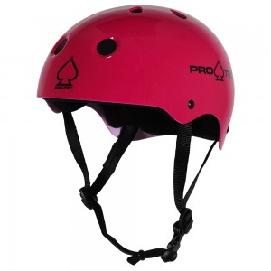 Шлем Pro-tec B2 Wake gloss punk pink ***