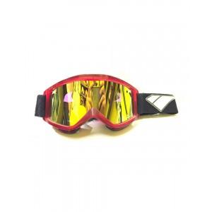 IS Eyewear Staple Red Clear