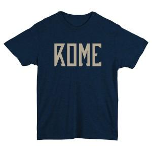 Футболка ROME HEATHER NAVY 2019