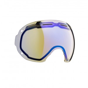 Линза Bern Jackson/Juno Yellow / Blue Light Mirror Lens  one Size