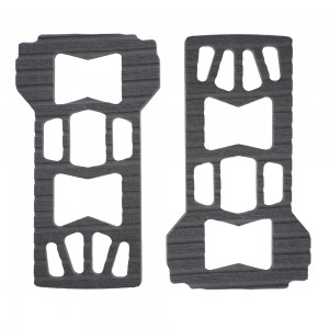 Виброгасящая подложка Baseplate Padding Kit, Cutout  one Size