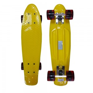 Candyboards Yellow/Raw/Tr.Red