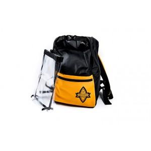 BORN вейк/кайт рюкзак мал. чёрно-желтый