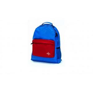 BORN рюкзак синий/красный