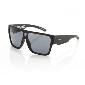 Carve Limitless Matte Black Polorized Gray Lens 3240