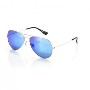 Carve Sky Walkers Silver Revo Iridium Blue Lens 2371
