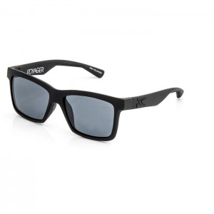 Carve Voyager Floating Matt Black  Hydropo Gray Lens 5000