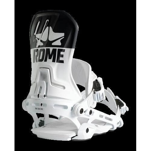 Кріплення Rome DOD White Logo
