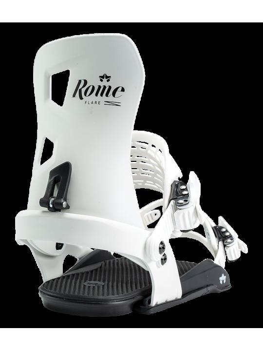 Кріплення Rome Flare White