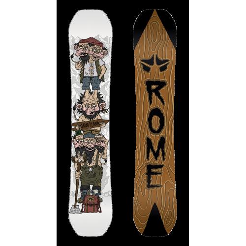 Сноуборд  Rome Gang Plank