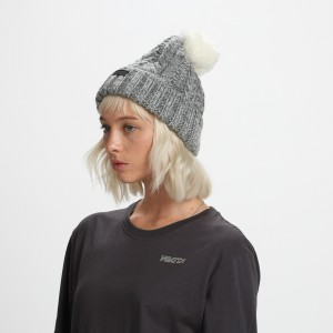 Шапка Nikita Turf Beanie Neutral Gray