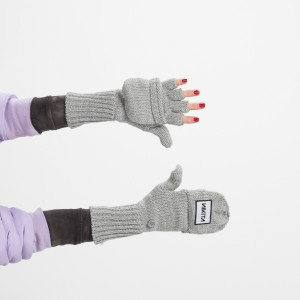 Рукавиці Nikita Clove Gloves Neutral Gray