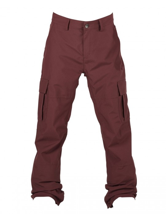 Штани  BonFire Tactical Pant Maroon