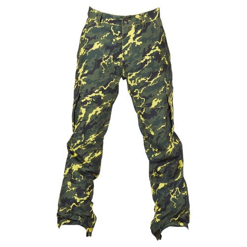 Штани  BonFire Tactical Pant Camo Yellow