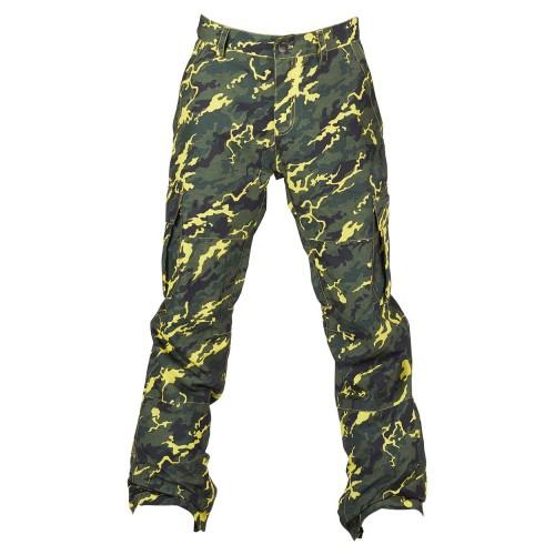 Штани  BonFire Tactical Pant Camo Yellow