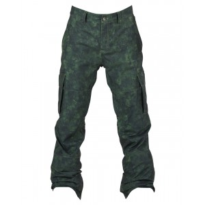 Штани  BonFire Tactical Pant Watermelon Green