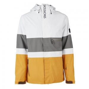Куртки Sessions Spearhead Jacket White