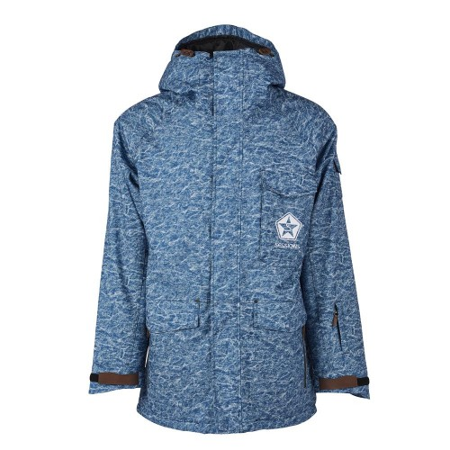 Куртки Sessions Suply Jacket Washed
