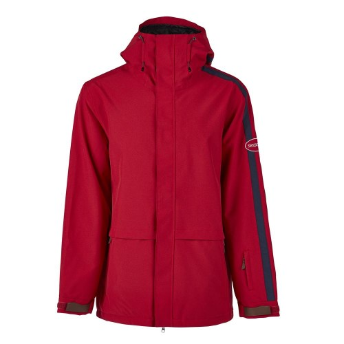 Куртки Sessions Scout Jacket Deep Red