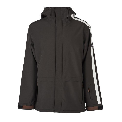 Куртки Sessions Scout Jacket Black