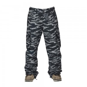 Штани Sessions Squadron Pant Black Tiger