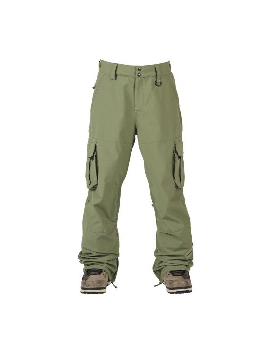 Штани Sessions Squadron Pant Olive