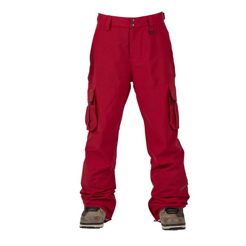 Штани Sessions Squadron Pant Deep Red