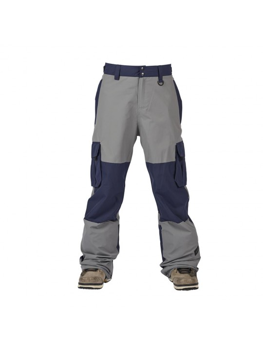 Штани Sessions Major Pant Gunmetal