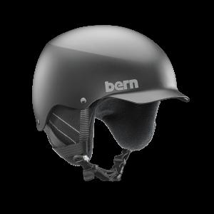 Шолом Bern Baker EPS Matte Black w/ Crankfit  S (р)