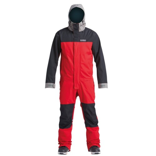 Комбінезон Airblaster Stretch Freedom Suit-Dark Red Pewter