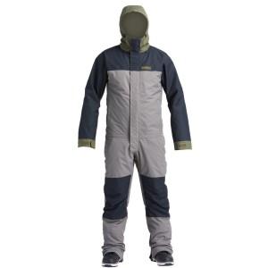 Комбінезон Airblaster Insulated Freedom Suit-Pewter Olive