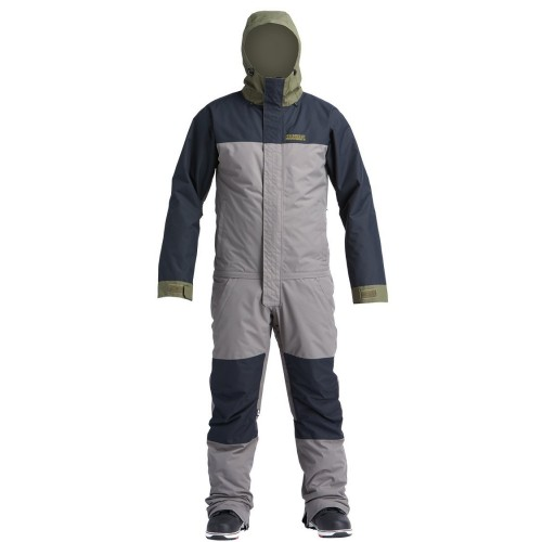 Комбінезон Airblaster Insulated Freedom Suit-Pewter Olive