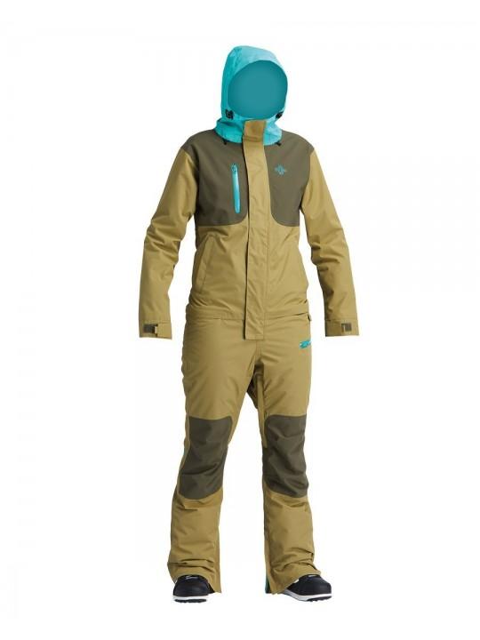 Комбінезон Airblaster Sassy Beast Suit-Herb
