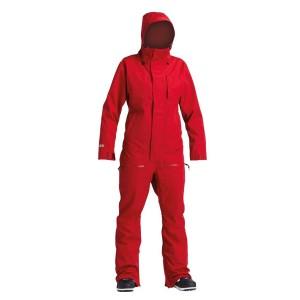 Комбінезон Airblaster W's Stretch Freedom Suit-Dark Red